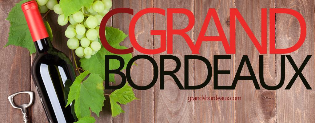 Grands vin bordeaux